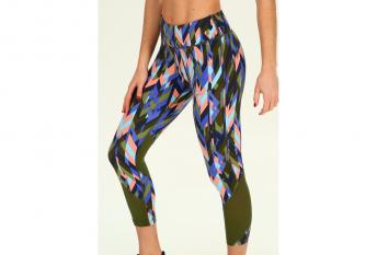 438bc1ff9d1 Nike Power Epic Lux Crop Print W vêtement running femme (Réf. 831611 ...
