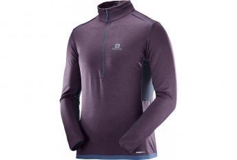 Salomon Discovery HZ Flowtech M vêtement running homme (Réf. 397278 ... 17fba8fbbba