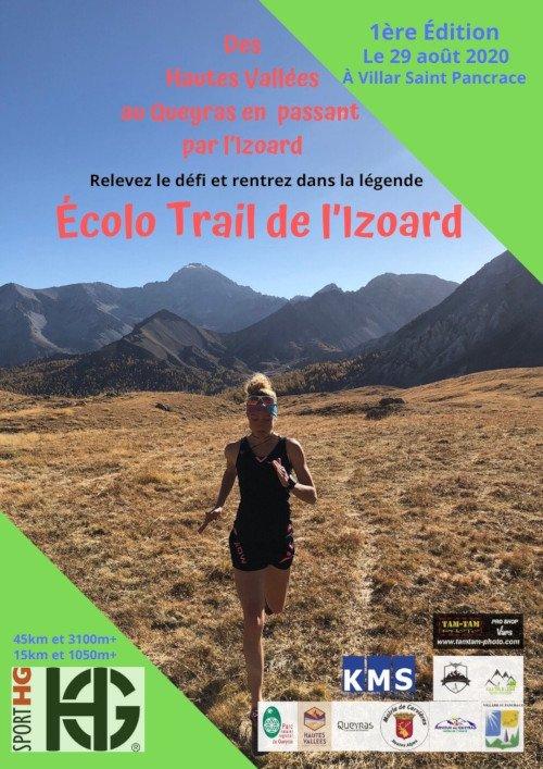 Écolo Trail de l'Izoard