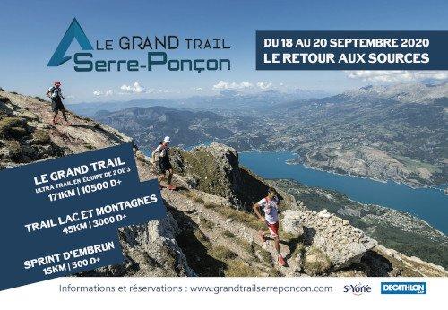 Le Grand Trail de Serre-Ponçon