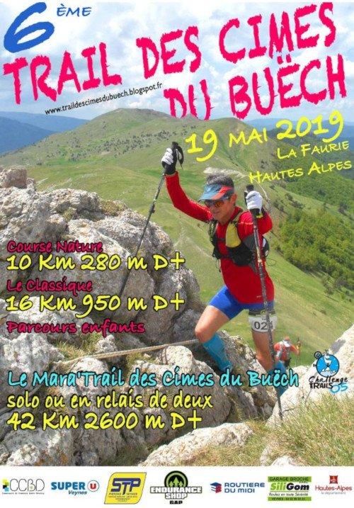 Trail des Cimes du Buëch