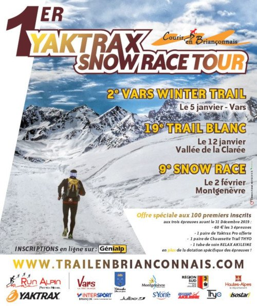 Vars Winter Trail