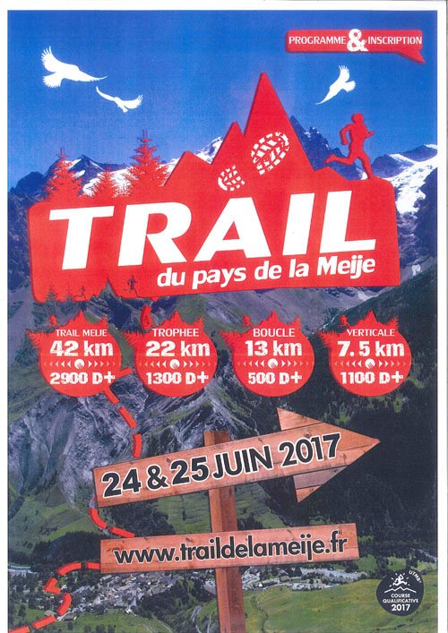 Trail du Pays de la Meije