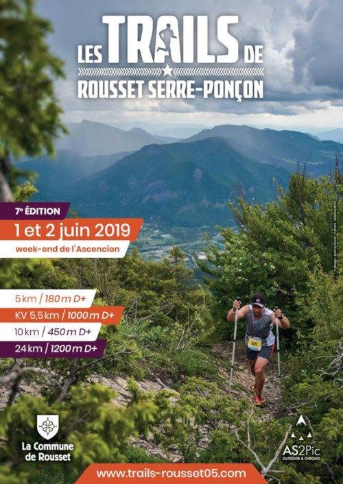Trail de Rousset Serre-Ponçon