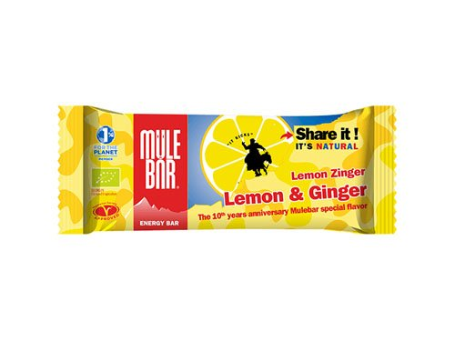 Barre �nerg�tique Lemon Ginger 40g